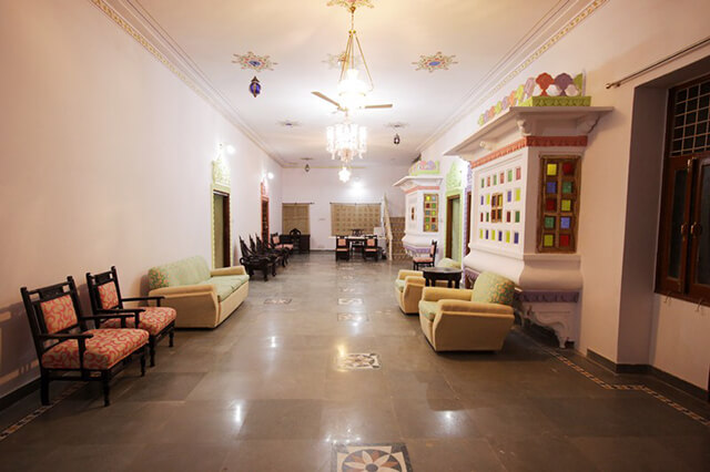Traditional Hotel in Udaipur