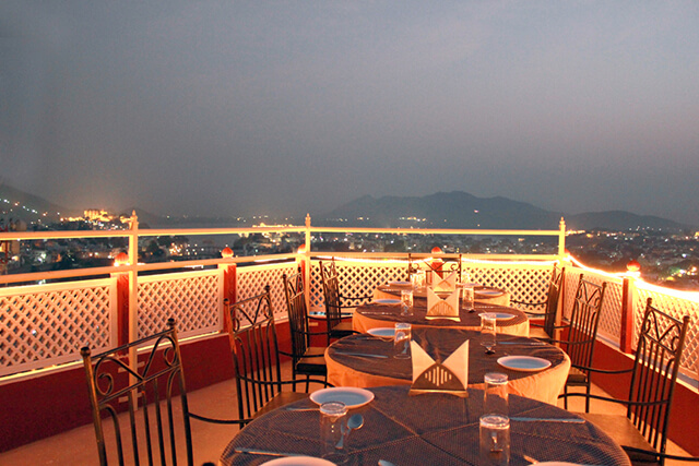 Lake View Hotel Udaipur
