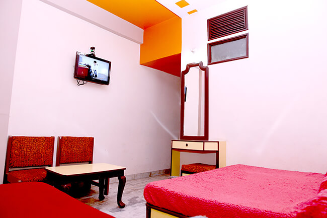 Hotel Near Udaipur Bus Stand